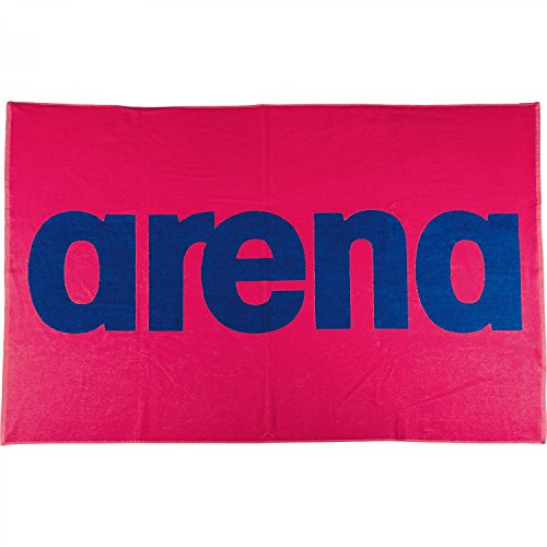 Arena Handtuch groß Handy 2A490 Fresia-Rose, Deeps blue One size
