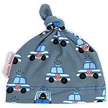 Gorro para niños y Bebés Gorra de nudo Bandido Policía de Kleine Reyes
