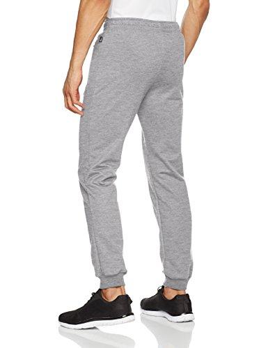 Trigema - Pantalon de sport - Homme Gris - Gris clair mélangé
