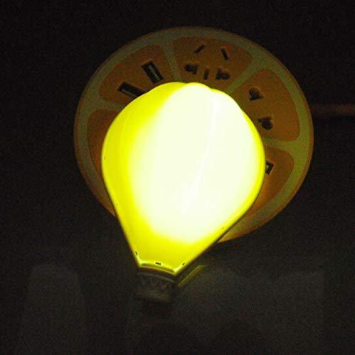 Nachtlicht Led Lichtsteuerung Induktionslampe Plug-In Bett Schlaf Licht Baby Fütterung Licht Heißluft Ballon Lichtsteuerung
