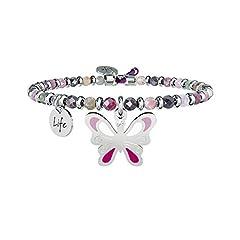 Idea Regalo - Farfalla carpe diem, Unica, Multicolore