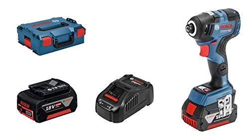 sans Batterie, 18/V, Max.: 180/Nm, dans Coffret L-Boxx Visseuse /à Chocs GDX 18V-180/