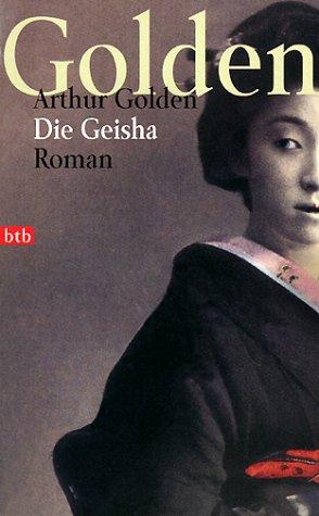 Buchseite und Rezensionen zu 'Die Geisha' von Arthur Golden