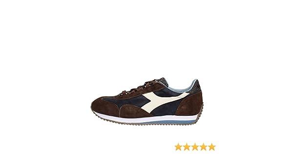 Diadora Heritage Equipe Evo II Sneakers Uomo Blu Corsair art.60063 TG. 45