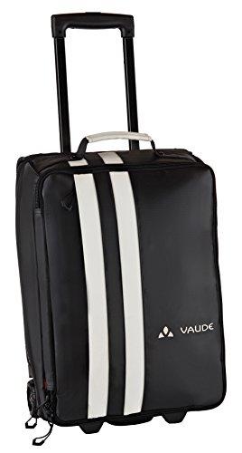 VAUDE Unisex Trolley Tobago, schwarz, 54 x 35 x 20 cm, 35 liters, 116370100
