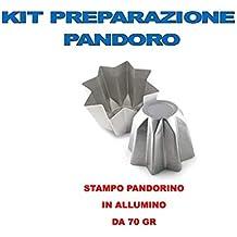 Molde Pandoro Artesanal Navidad – Kit N ° 1 CDC (1 ...