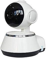 كاميرا شبكية ذكية بتقنية الواي فاي عن بعد بعدسة 3.6 ملم، تدعم ايفون ايباد واجهزة الكمبيوتر من ساينش