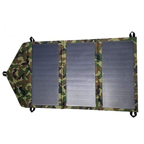 Libertey caricabatterie solare 25w, stazione di ricarica portatile, pacchetto di ricarica pieghevole esterno - per iphone, ipad, samsung, ecc.