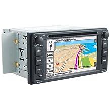 """2DIN 6,7"""" TOYOTA MULTISERIES: NAVEGADOR GPS, MANOS LIBRES BLUETOOTH, CD, DVD, USB, SD, IPOD"""