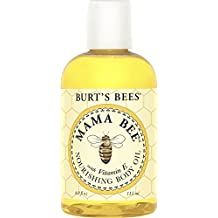 Burt's Bees Mama Bee - Body Oil Vitamin E, 115 ml