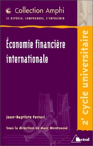 Economie financière internationale