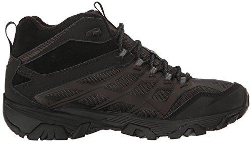 Sandales Noires Merrell Pour Hommes