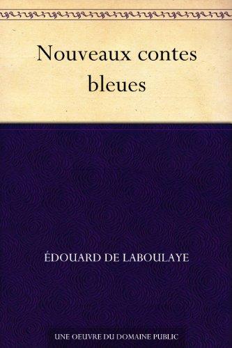 Couverture du livre Nouveaux contes bleues