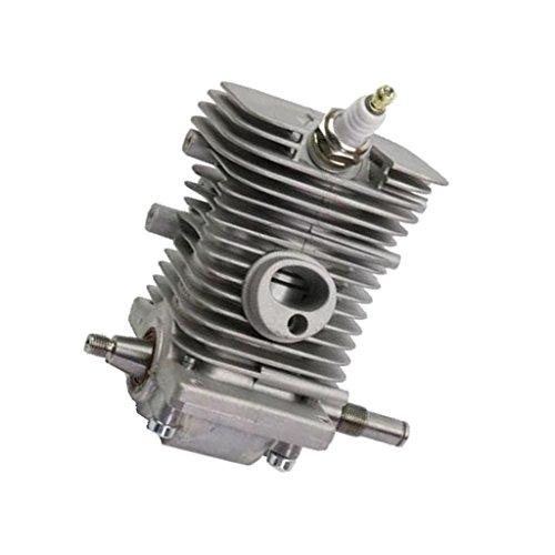 PETSOLA Komplette Motor Motor Zylinder Kolben Kurbelwelle Kettensäge Teile Zubehör