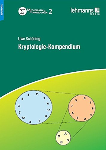 Kryptologie-Kompendium: Mathematik für Anwendungen Band 2
