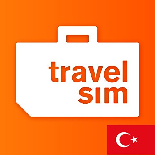 Prepaid TravelSIM Europe Plus: Türkei mit 5GB Internet (3G) / 30 Tage (Europa Für Sim-karten)