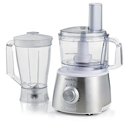 Ariete 1779 RoboMix Metal Food Processor, 1200 W