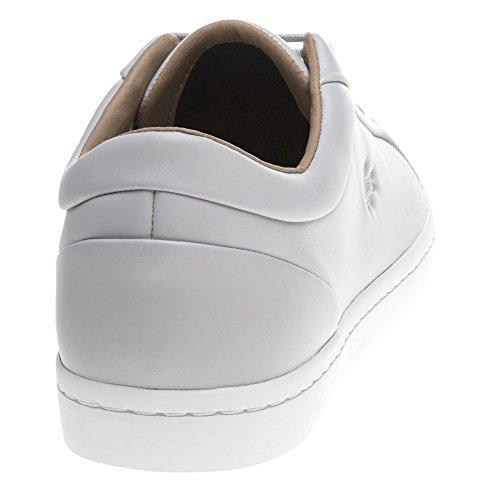 Lacoste Straight Set Homme Baskets Mode Gris Gris