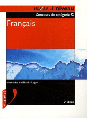 Français : Concours de catégorie C