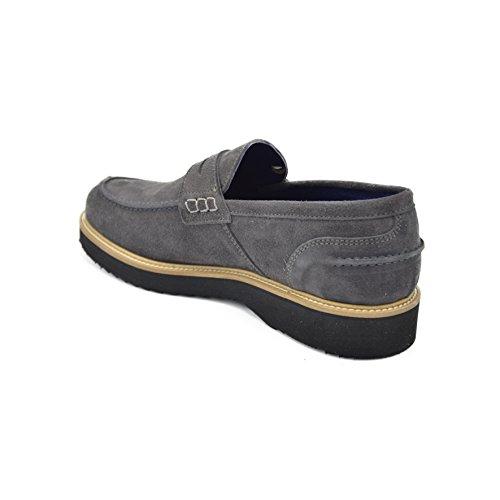 drudd  Euviseuaw1701,  Herren Derby-Schuhe Grau