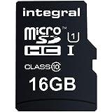 Integral Ultima Pro Speicherkarte Micro SDHC 16GB Class 1090MB/s