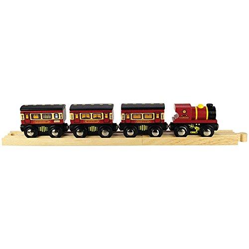 Bigjigs - Train Lit (bibjt431)