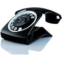 SAGEM TELEFONO CORDLESS SAGEMCOM SIXTY BLACK