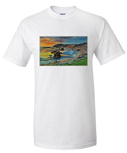 cambria-california-pacific-ocean-view-premium-t-shirt