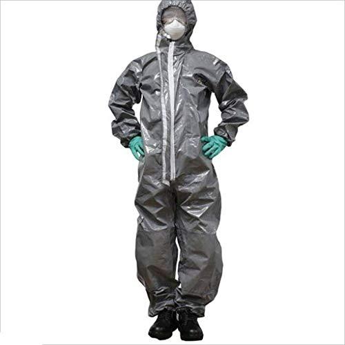 Type britannique de poids Isolation chimique Vêtements de...