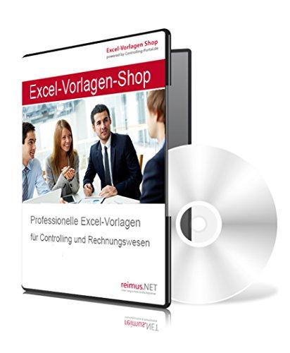 RS-Fibu Excel Tool-Paket - 8 Excel Tools Finanzbuchhaltung in einem Paket Anlagenverwaltung, Auftragsbuch, Reisekosten-Abrechnung, Rechnung, Kassenbuch, Inventur, Aufnahmeformular, Fahrtenbuch