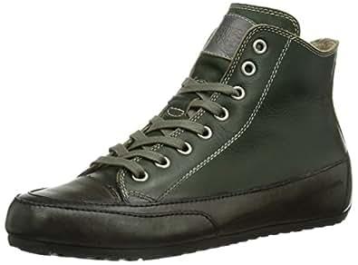 Candice Cooper plus.vitellino, Damen Hohe Sneakers - Grün (verde), 42 EU (8 Damen UK)