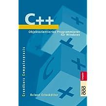 C++: Objektorientiertes Programmieren für Windows