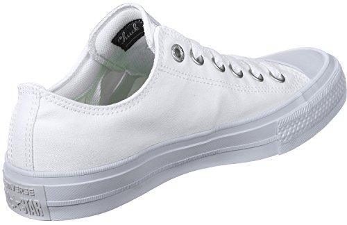 Converse - All Star Ii, Pantofole Unisex – Adulto Bianco