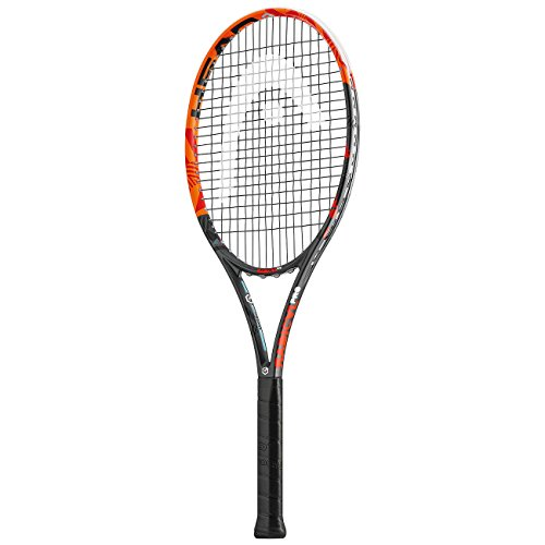 Head Graphene XT Radical Pro unbespannt - antracita / naranja, 3