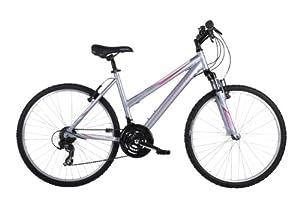 Barracuda Women's Mystique Mountain Bike - Silver, 26 Inch