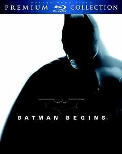 Batman Begins - Premium Collection [Blu-ray]