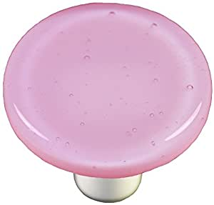 Round Knob in Neo Lavender Shift (Aluminum)