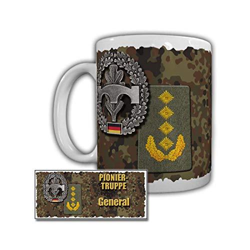 Tasse Pioniertruppe General PzPiBtl 803 Havelberg PzGrenBrig Bundeswehr #29945