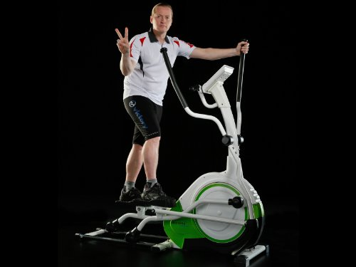 Skandika Crosstrainer Elliptical Jupiter - 3