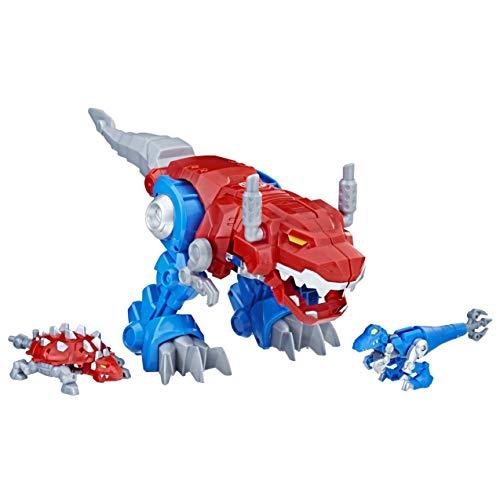Transformers E0158EU4 Tra Rbt - Reloj de Caballero Optimus Prime