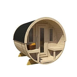 Barrel Sauna Nordkapp ECO