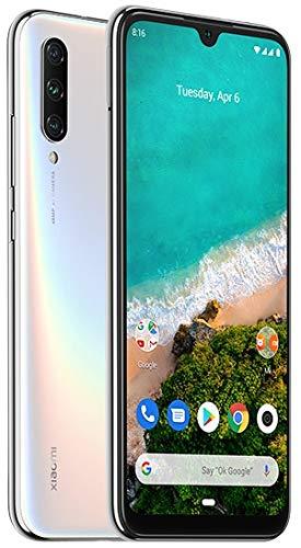 TELEFONO MOVIL Libre MI A3 White 6.088' 4GB RAM 128GB CAM(48+8+2)/32MP 4G Dual...