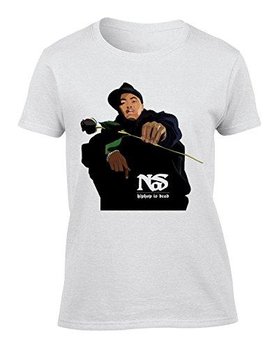 Nas - XX-Large Damen T-Shirt - Abt Tee