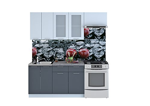 Cucina valeria 200cm, riga da cucina cucina cucina block