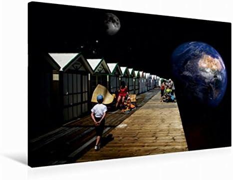 Premium Textile Toile 45 cm cm cm x 30 cm paysage de DiFemmeche à pied de la La Fin Du Monde | Aspect Attrayant  f1bf8d