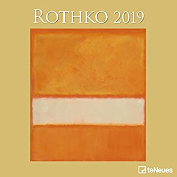 Rothko 2019 Broschürenkalender [Lingua Olandese]