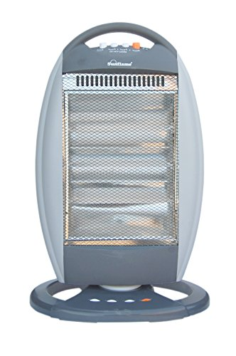 Sunflame Sf-931 Halogen Heater ,White