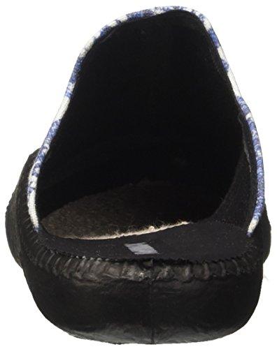 Romika Mokasso 136, Pantofole Donna Grau (Blau)