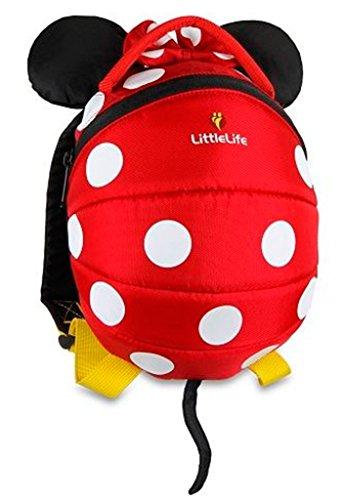 LittleLife - Zaino per bambini, motivo: Topolino Disney