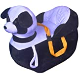 Shah Brothers Enterprises Toys Cute High Quality Soft Toy Chair | Seat For Baby Sitting | Soft Toy Chair For Kids Birthday | Love-able For Kids | Gift For Kids (Panda Chair, 58CM)